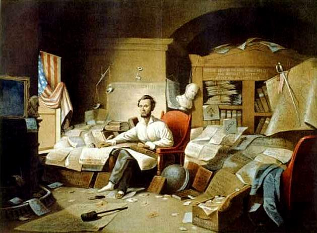 abraham lincoln and the emancipation proclamation essay The speech given by abraham lincoln during one of his house appearances in  the year 1858 basically  one of which is the 'emancipation proclamation.