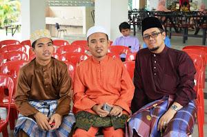 Majlis Raya Kelab Rakan Masjid UNIKL BMI