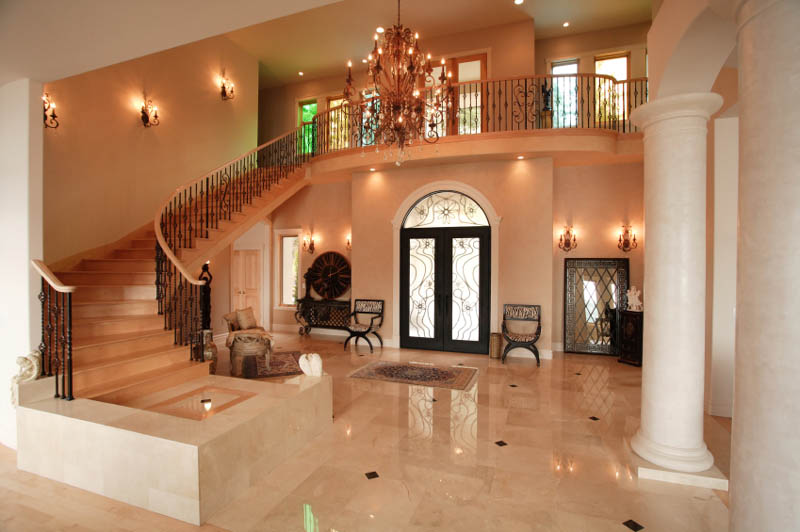 Mansion House Interior Design