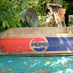 *Vintage & Reclaimed garden accessories*