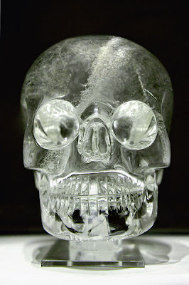 Pre-Columbian Mesoamerican Crystal Skulls: Out-of-place Artifacts (OOPArt)