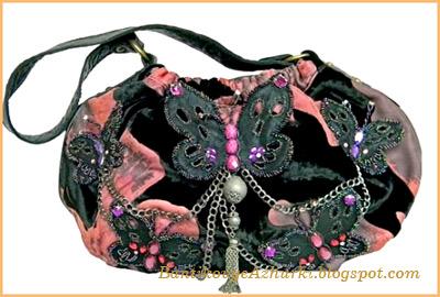 идеи оригинальных сумочек от Мери Франсес