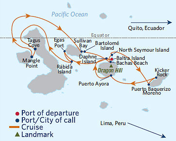 Quito pre and post xpedition cruise tour celebrity xpedition 7 celebrity xpedition 7 day galapagos cruise gumiabroncs Image collections