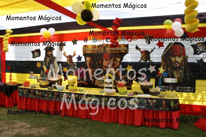 Decoraciones De Fiestas Infantiles Piratas Del Caribe