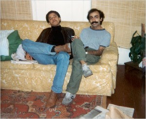 Obama gay lover reggie love