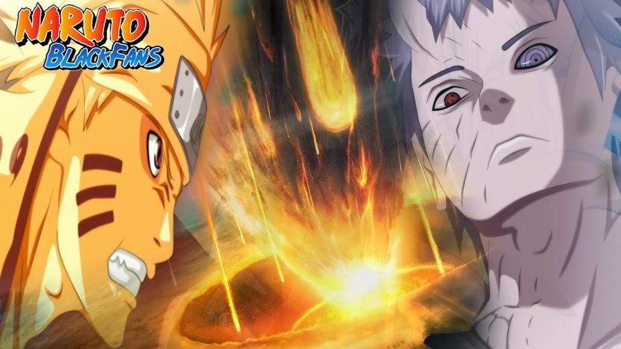 tanda kiamat akhir zaman dalam anime naruto