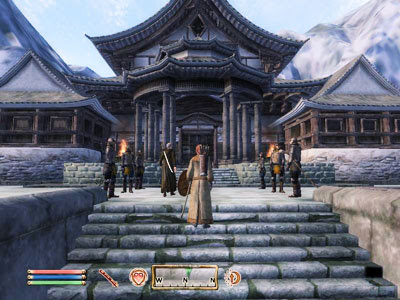The Elder Scrolls IV Oblivion + NoDVD Crack