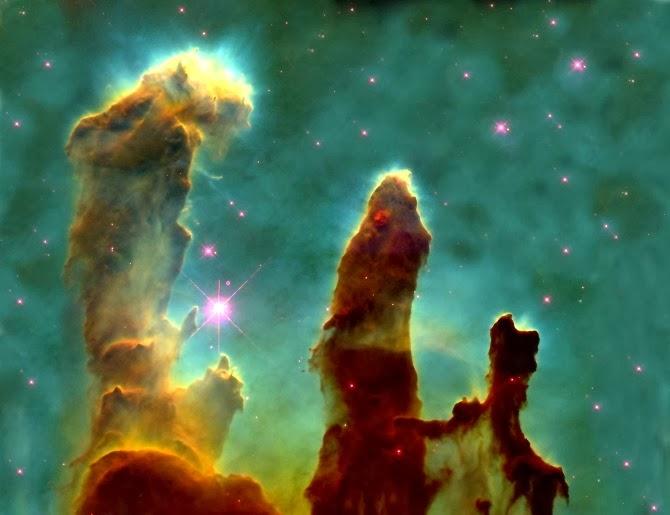 CosmoloQuímica : Gases Cósmicos