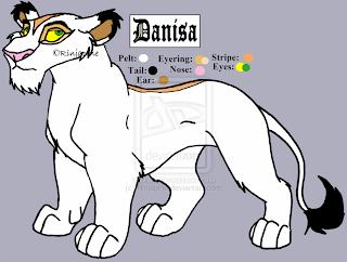 Blog Rei Leão!!: Leões das Terras de Luza (Kimba)