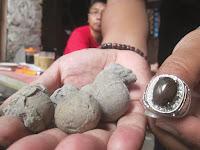 Batu Akik Jala Sutra, Harta Karun Orang Pati