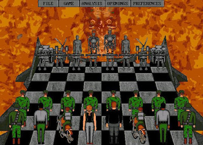 Terminator 2 Judgment Day Chess Wars