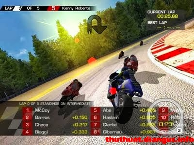 game đua xe máy trên máy tính laptop hay nhất mới nhất miễn phí