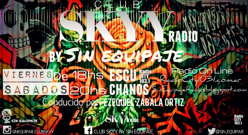 Club Skyy by Sin Equipaje Radio