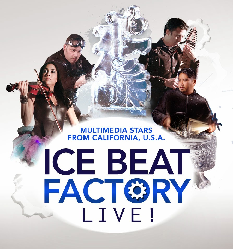 ICE BEAT FACTORY AT MEGAWORLDLIFESTYLE MALLS