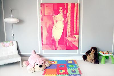 Elizabeth Taylor print