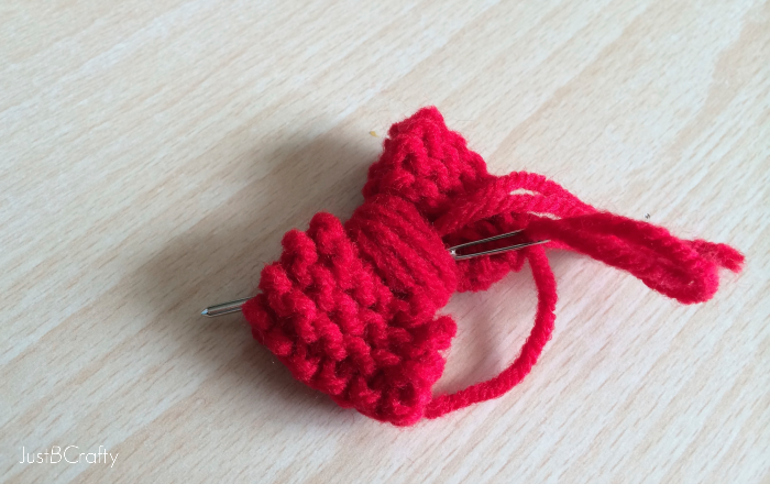 The Disney Inspired Knit Mini Bow Just B Crafty