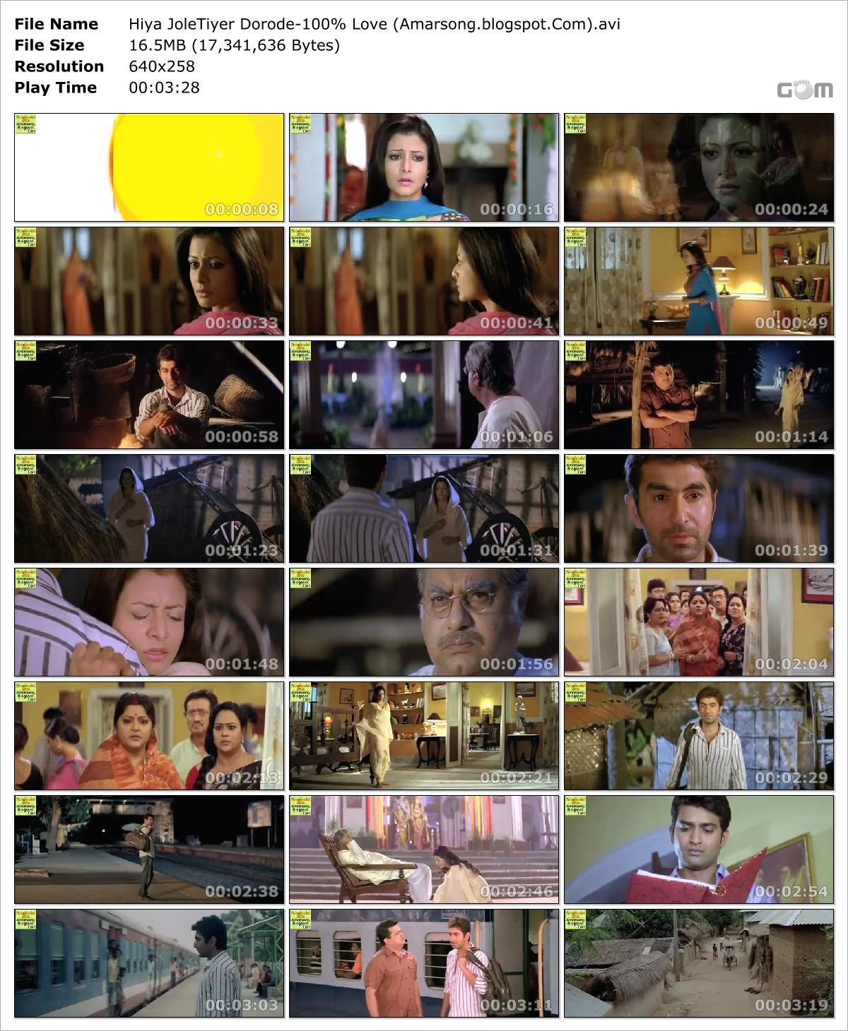 Hiya Jole Tiyer Dorode HD Video Download (100% Love)