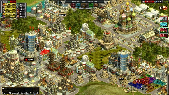 Rise of Nations Gold Edition - GameSpot