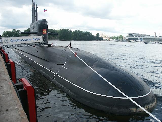 Project 677 Lada Class / Project 1650 Amur Class SSK
