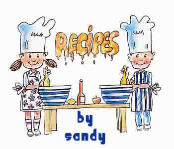 Recipes by Sandy