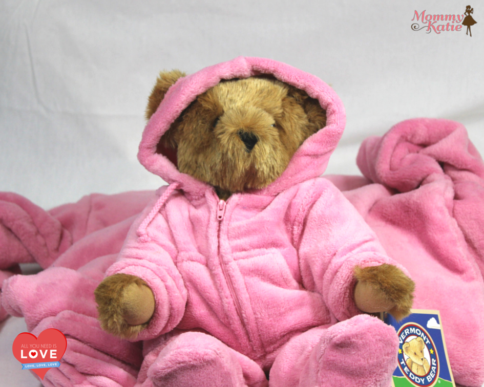 Sending Some Love this Valentines Day with Pajamagram and Vermont Teddy Bears