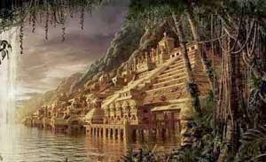 El Dorado - kota hilang - lensaglobe