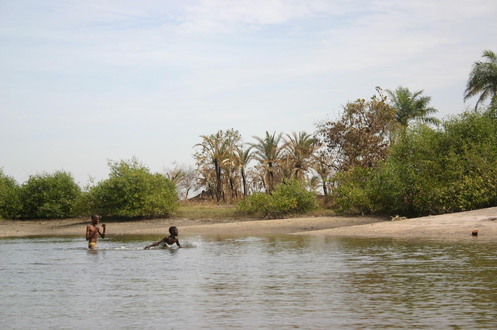 Gambia, het leven in Gambia