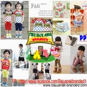 Toko Baju Anak Branded