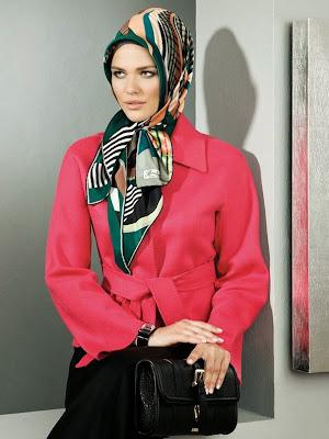 حجاب تركي لصيف 2015