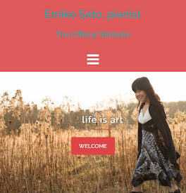 Emiko's Official Website (click the photo)