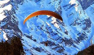 Paragliding Himachal Pradesh