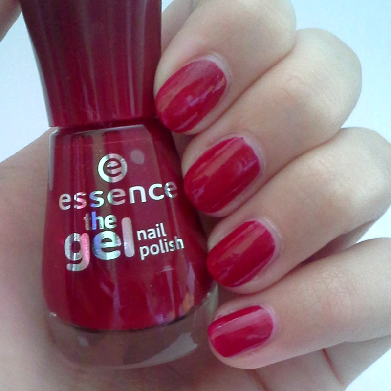 More Essence Gel Nail Polish Swatches