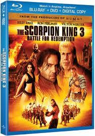 Free Movie The Scorpion King 3