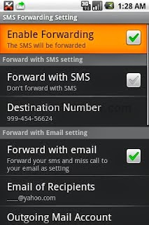 How to Forward SMS