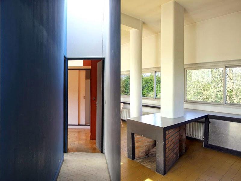 Happy Us Book - Villa Savoye Le Corbusier