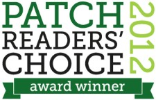 Patch Reader&#39;s Choice Award