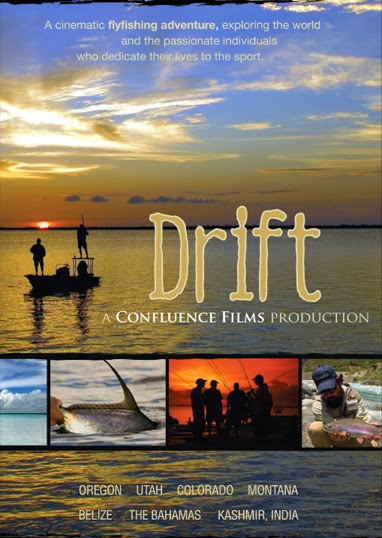 The rogue outdoors drift fly fishing film review for Fly fishing films