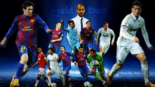 FC Barcelone 2012 Wallpaper Free Download Barcelona Real Madrid Mau NTD Man City Is The Best Team Season 2011 Messi And Very Domination