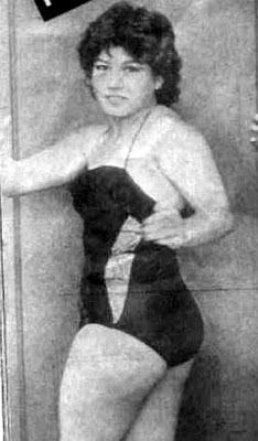 Reyna Gallegos - Mexican Women Wrestling