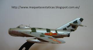 Mikoyan Gurevich Mig-17 F Fresco C