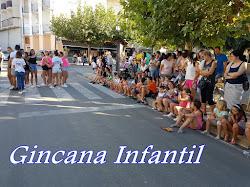 GINCANA INFANTIL