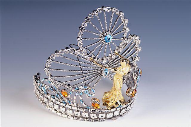 Corona Reina del Carnaval Las Palmas
