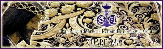GRUPO JOVEN DE LA REAL HDAD DE CIGARRERAS