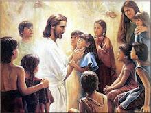 Jesus sempre está com os Pequeninos...