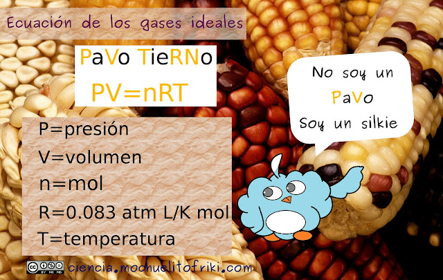 gases ideales mnemotecnico