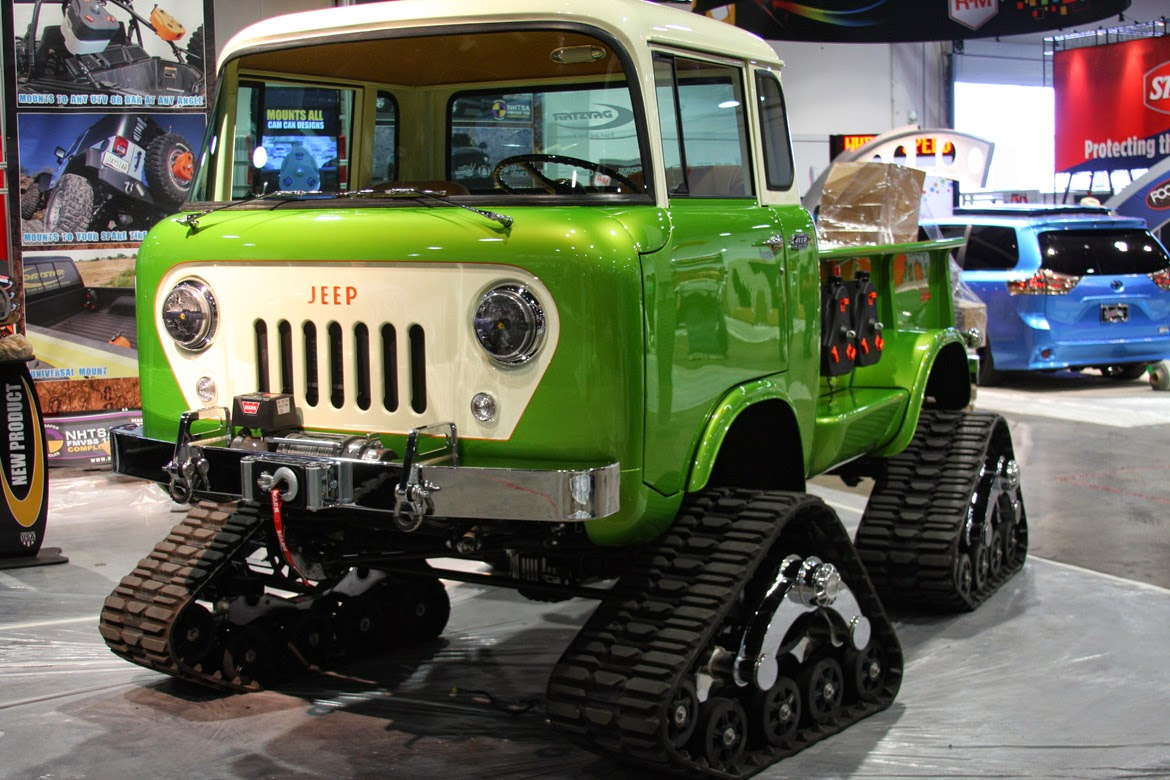 Truck Or Tank