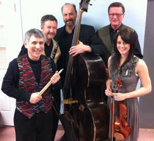 Bart Weisman Klezmer Swing Concert at Cotuit Center for the Arts on Cape Cod This Friday, March 2