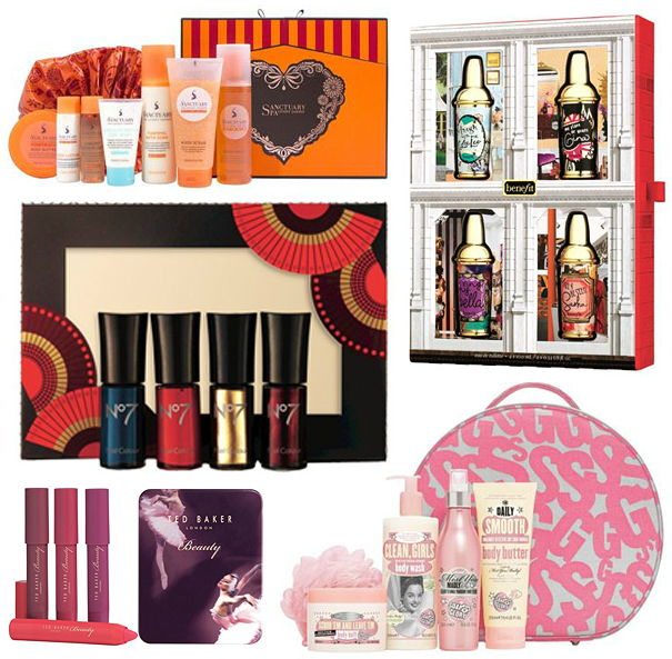 Top christmas gift sets from boots ellie kate leeds