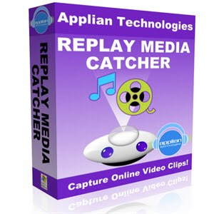 Applian Technologies Replay Media Catcher v4 4 3 0