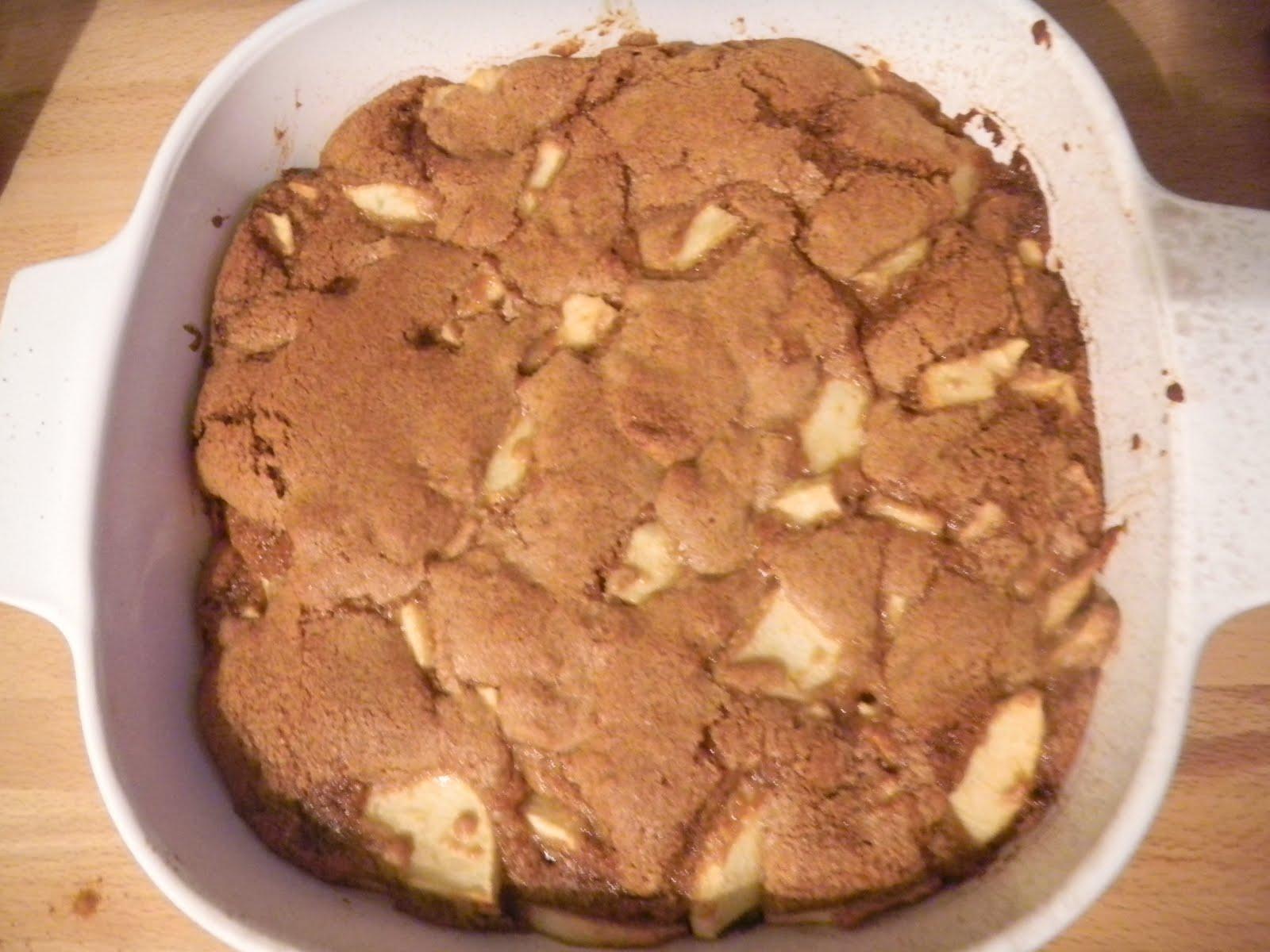 Homemade Mamas: German Apple Cake